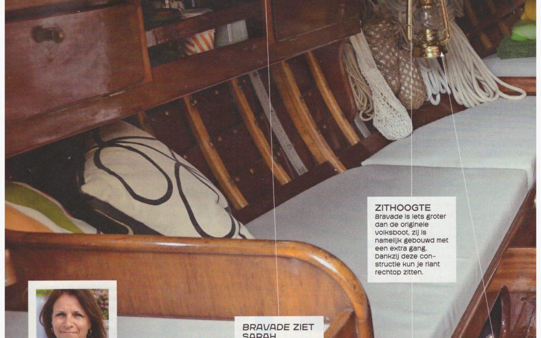 Bravade interieur in blad zeilen kroes bootbouwers for Kroes interieur