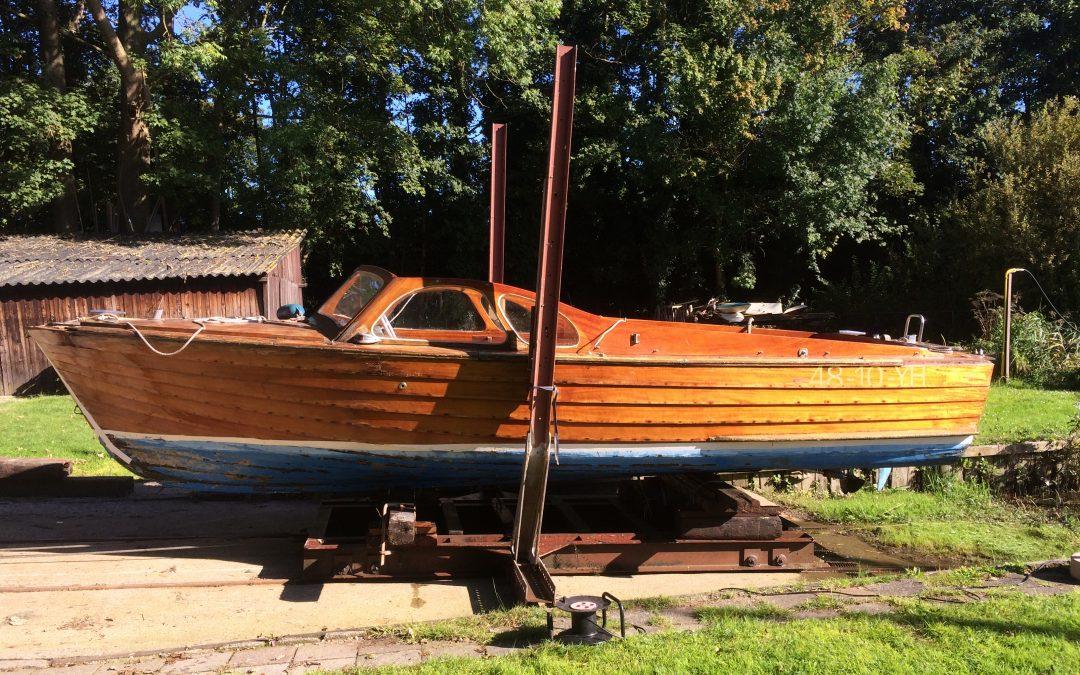 Storebro  motorboot
