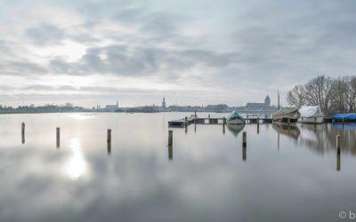 Hoog water Januari 2018