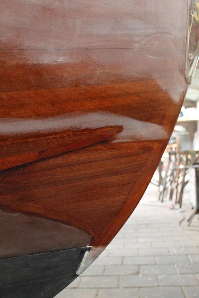 speedboat schade