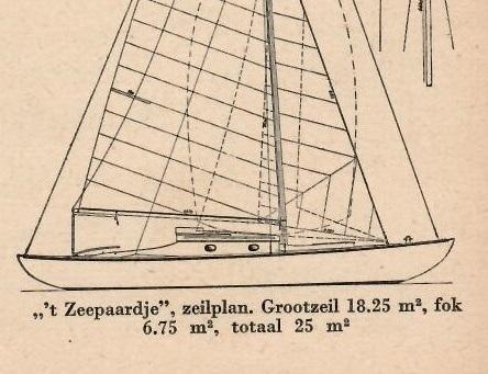 't Zeepaardje ontwerp Baron van Hoevell dit seizoen bij ons in de haven